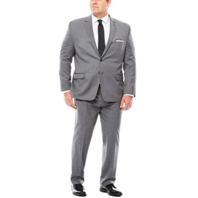 Collection by Michael Strahan Stripe Suit Separates - Big & Tall - JCPenney