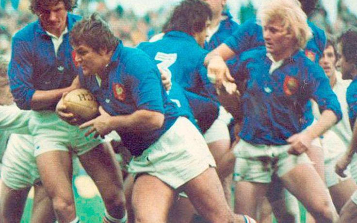 Rugby's top 20 hard men - Gerard Cholley (France) Le Guv'nor. The baddest man ever, Cholley was frightening. In his playing days, he weighed in at 19st. These days he demolishes the scales at nearly 24st. A former heavyweight boxer, his career was a gory legend - he once laid out four Scots in the same match.