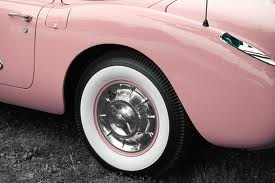 Corvette  Hmmm- guess I could drive a Chevy.... If it's pink!   :)