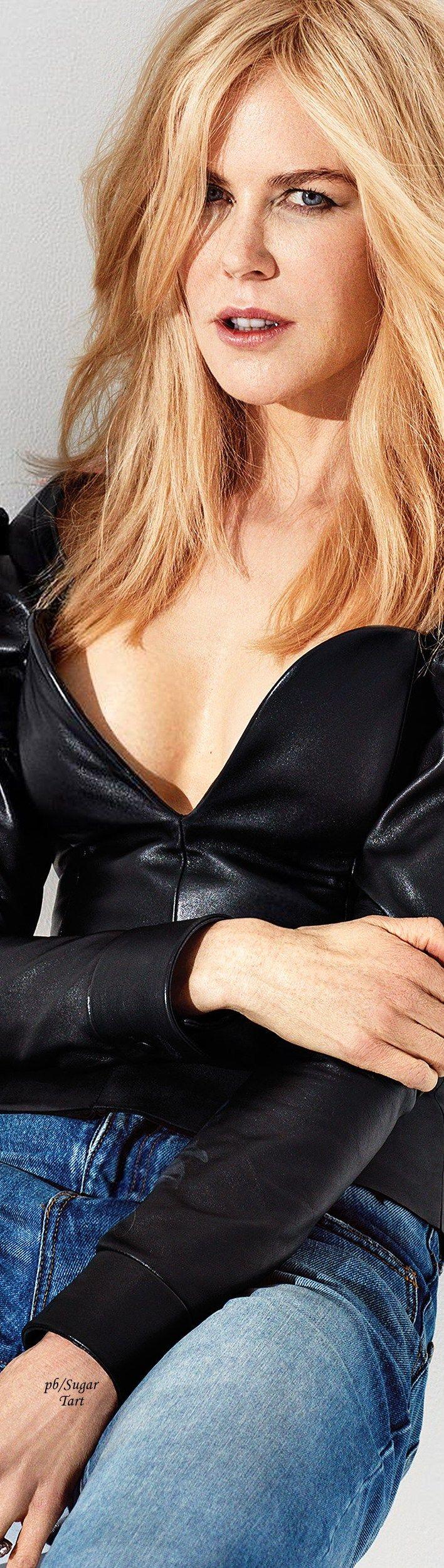Nicole Kidman by Alexi Lubomirski for Elle