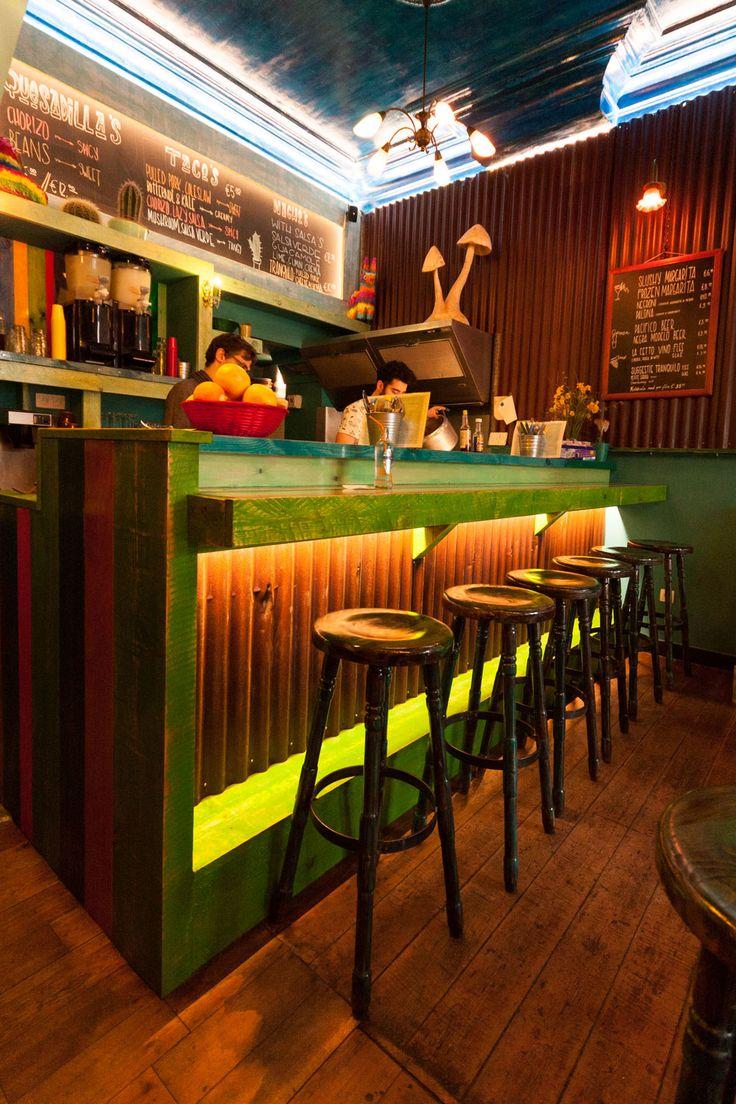 Tranquilo brengt de Mexicaanse keuken naar 't Stad: quesadilla's, nacho's, taco's en - uiteraard - tequila.