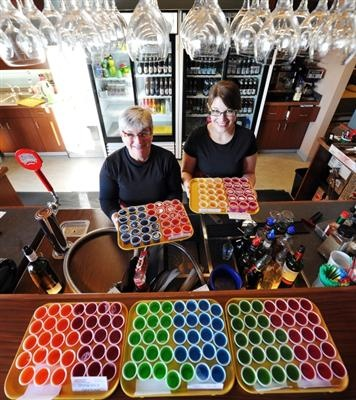 Jell-O shooters! Article includes a handful of yummy recipes!