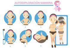 La autoexploración mamaria regular es el primer paso para detectar anomalías. ¿Sabes cómo se hace?