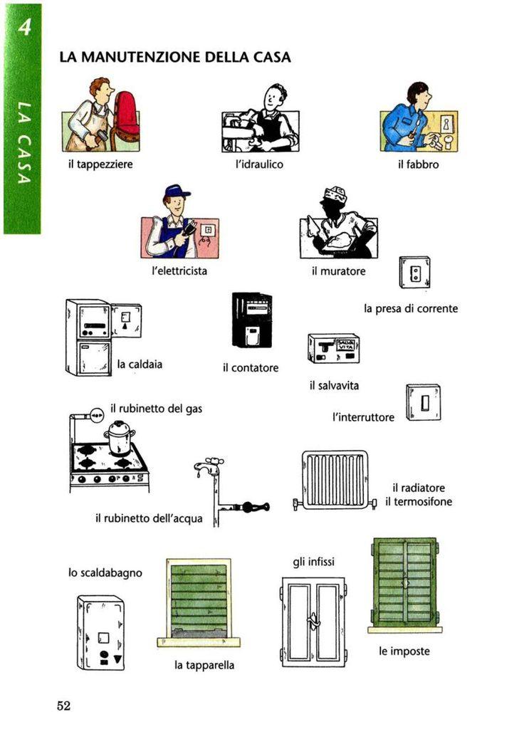 Parlo Italiano - Manuale pratico per stranieri by Monaom Attouchi