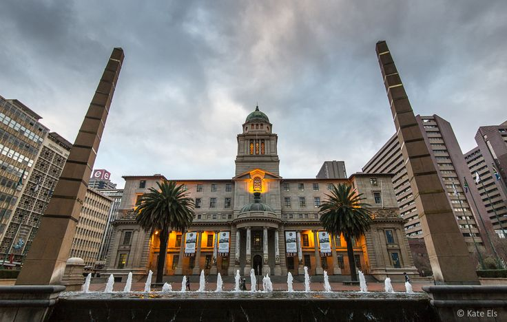 cool Exploring the Johannesburg Financial District