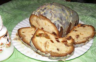 W Mojej Kuchni Lubię.. : keks z capuccino i białą czekoladą z cytryną...