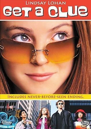 Lindsay Lohan stars as a pampered rich girl who turns teen detective in GET A CLUE. Lexy Gold (Lohan) is the infamous gossip columnist at her school. But after she sets her sights on some of the teach