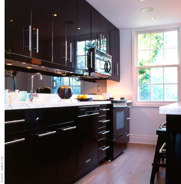 Kitchen Design Ideas Black Appliances 259 best my future pink kitchen images on pinterest | kitchen