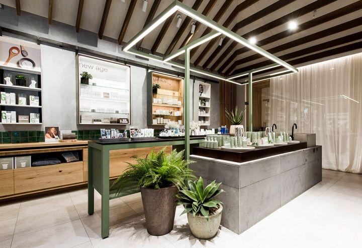 Endota Spa by Studio Ginger, Melbourne – Australia » Retail Design Blog
