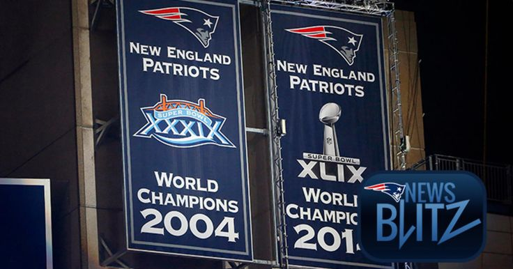 Today's Patriots.com News Blitz brings a variety of New England-related news from the team's first off-day of training camp, including Robert Kraft talking about the possible location for a new Super Bowl banner.