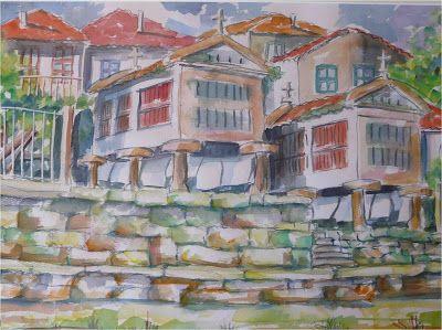 ALTERARTE - Colectivo de Pintores Galegos: 12. JAVIER PAZÓ