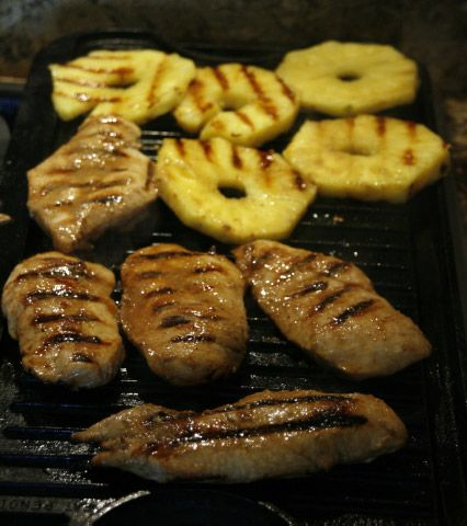 Steak & Ale Hawaiian Chicken