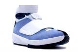 Air Jordan 20 University Blue White