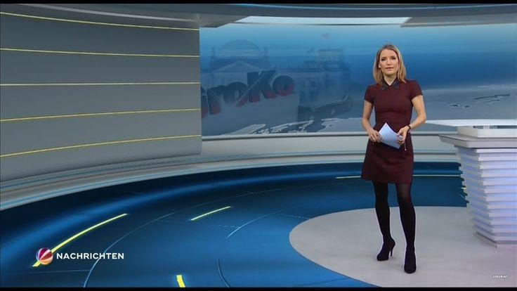 Katja Losch   Sat.1 Nachrichten   15.01.2018   Nachrichten