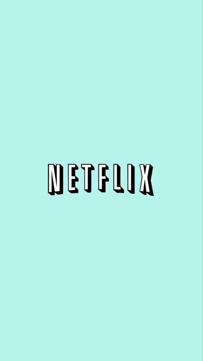 Teal Netflix Wallpaper Wallpaper Iphone Cute Aesthetic Iphone Wallpaper Iphone Wallpaper Vsco