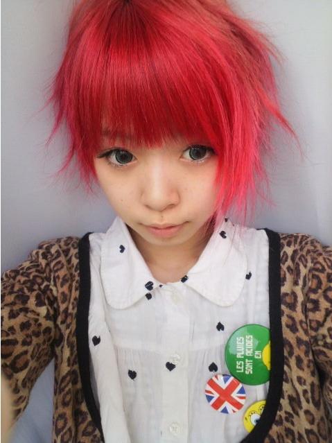 petite red hair
