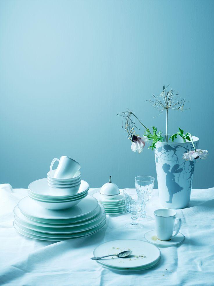Fnugg Tableware   Photo: Siren Lauvdal   Styling: KråkvikD'Orazio
