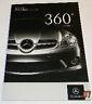 2005 meercedes slk 55  sales brochure, new
