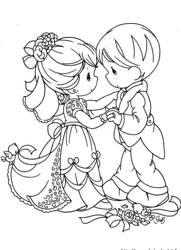 p moments coloring pages christmas - photo#10