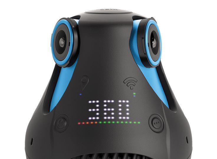 Giroptic 360cam   HD 360 degree camera   US Store