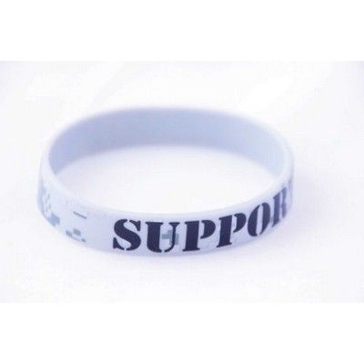 Printed Silicone Wrist Band Min 500 - Custom Wristbands & Watches - OC-SIWB011 - Best Value Promotional items including Promotional Merchandise, Printed T shirts, Promotional Mugs, Promotional Clothing and Corporate Gifts from PROMOSXCHAGE - Melbourne, Sydney, Brisbane - Call 1800 PROMOS (776 667)