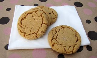 4 Ingredient, Gluten Free, Dairy Free, but GLORIOUS Peanut Butter Cookies