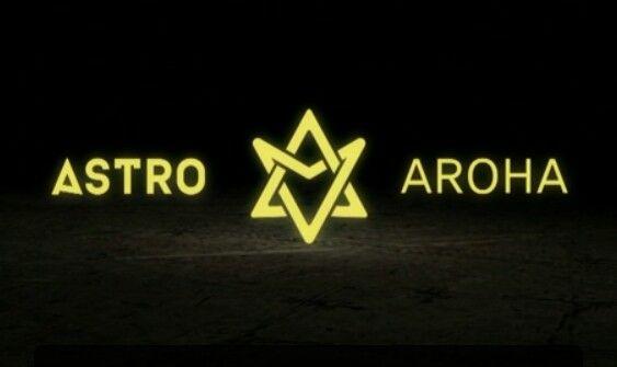 Name ASTRO fanclub is AROHA