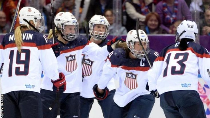 """USA women's ice hockey team call off boycott over pay- """"We stood up for what we thought was right and USA Hockey's leadership listened,"""" said women's team captain Meghan Duggan."""