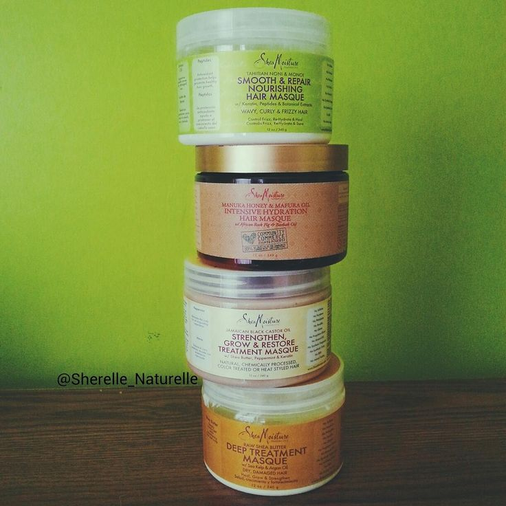 """My Ultimate Shea Moisture Hair Masque Guide Over the course of my four year long natural hair journey, I have tried to control my """"product junkie"""" habits by finding a brand that works best, whose..."""