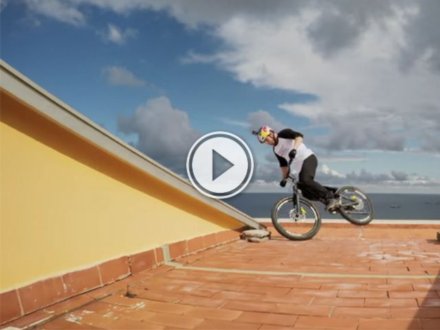 Danny MacAskill is the definition of fearless (Video) - www.viralpx.com |