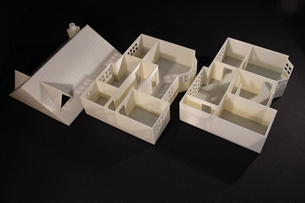3D Printed House Design
