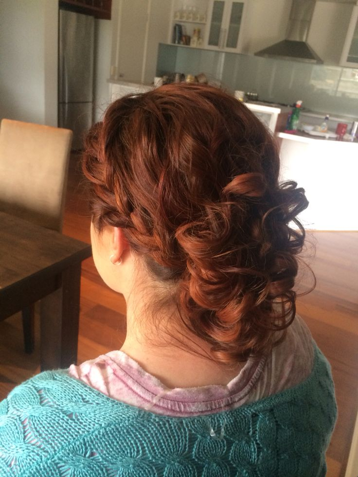 Hair for 30th