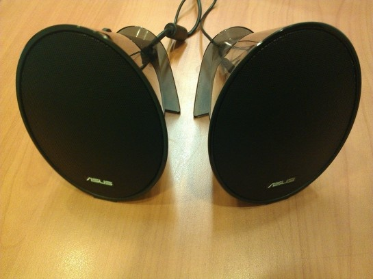 ASUS MS-100 USB speakers