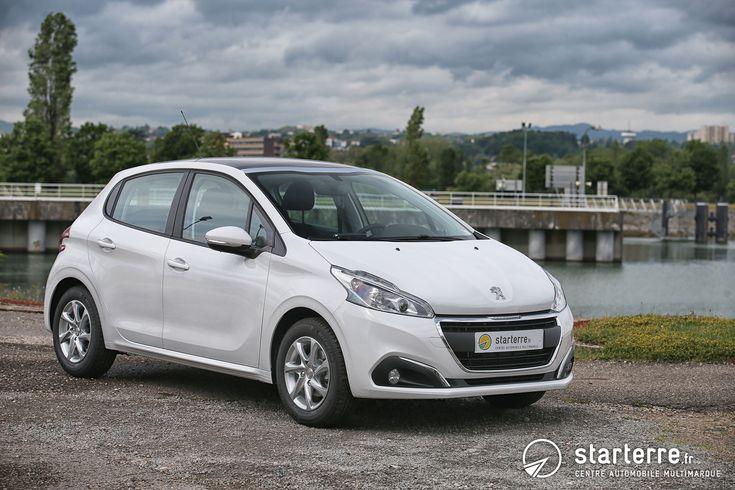 Peugeot 208 1.2 Puretech Active - Référence des citadines #Peugeot #208 #PureTech