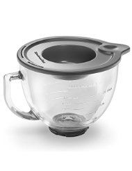 Kitchenaid glass bowl with cover $61 Amazon