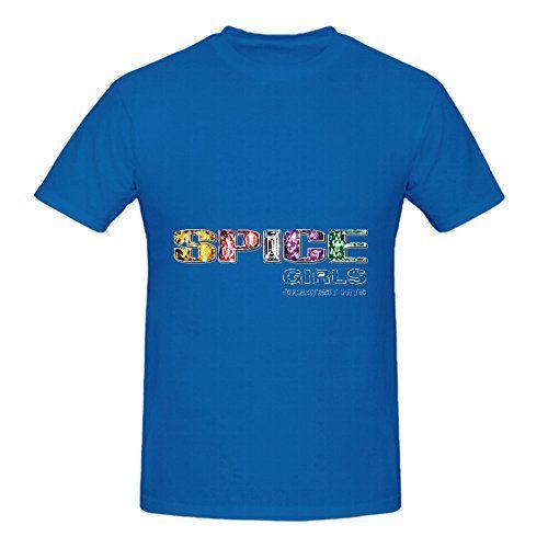 >> Click to Buy << GILDAN Spice Girls Greatest Hits Pop Album Cover Mens Crew Neck 100 Cotton T Shirt #Affiliate
