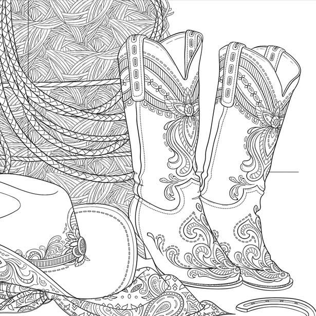 Download & print sample coloring pages of faith-based adult coloring books. We'd love to hear from you! Share your coloring experience at ColoringFaith.com!