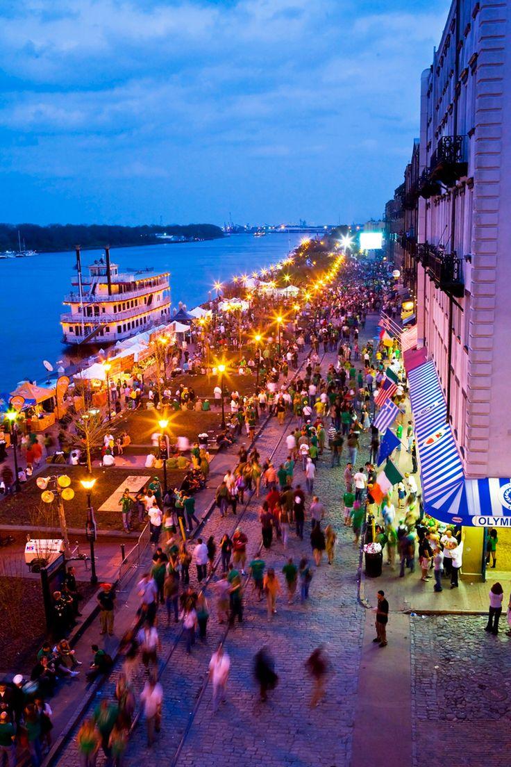 Savannah GA - Riverstreet