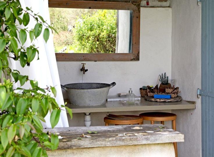Les 25 meilleures id es de la cat gorie viers ext rieur sur pinterest vie - Evier cuisine exterieure ...