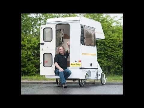 World's smallest mobile home - YouTube