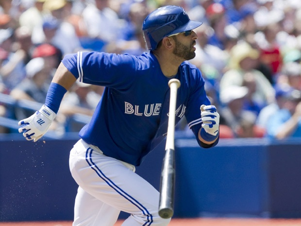 Blue Jays' Jose Bautista gets good news from Rays' Sam Fuld