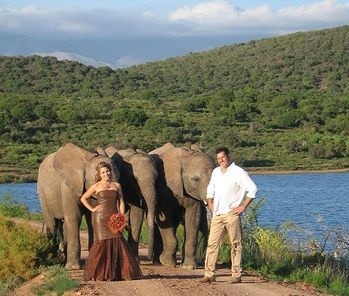 Safari Weddings - South Africa. www.weddings-honeymoons.co.za Destination wedding idea Repinned by Moments Photography www.MomentPho.com