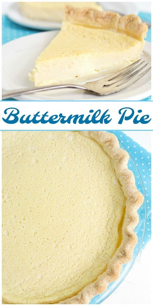 Buttermilk Pie Recipe In 2020 Buttermilk Pie Buttermilk Pie Recipe Easy Pie Recipes