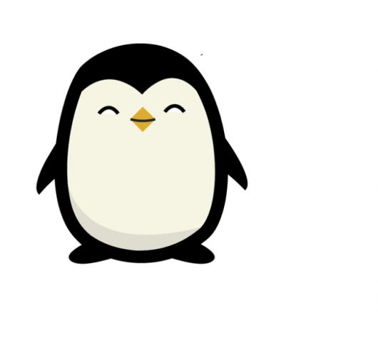 Resultado de imagen de penguin cute