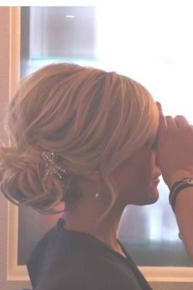 wedding hair for Mols