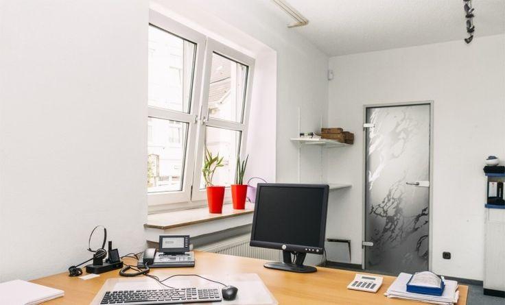 Freier heller Büroraum im Zentrum von Hattingen #Büro, #Bürogemeinschaft, #Office, #Coworking, #Ruhrgebiet, #Ruhr #Dortmund