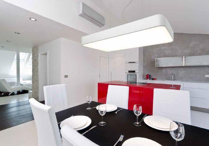 Lustr/závěsné svítidlo  LED RENDL RED R10584 Lustr, sloužící jako kvalitní stropní svítidlo k vám domů i do kanceláře  #design, #consumer, #functional, #lustry, #chandelier, #chandeliers, #light, #lighting, #pendants #světlo #svítidlo #rendl #red #lustr #led