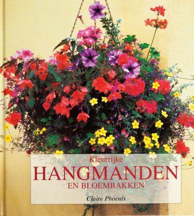 Kleurrijke hangmanden en bloembakken - Claire Phoenix