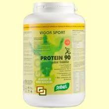 Vigor Sport Protein es un suplementos que contribuye al crecimiento de la masa muscular. Está indicado para fases de entrenamiento intenso y prolongado en todo tipo de deportes.