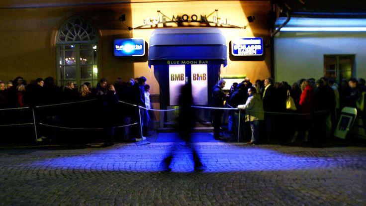 Stureplansgruppen, som i dag driver Blue Moon Bar, lämnar Västerås. Det blir alltså ingen ny nattklubb i företagets regi.